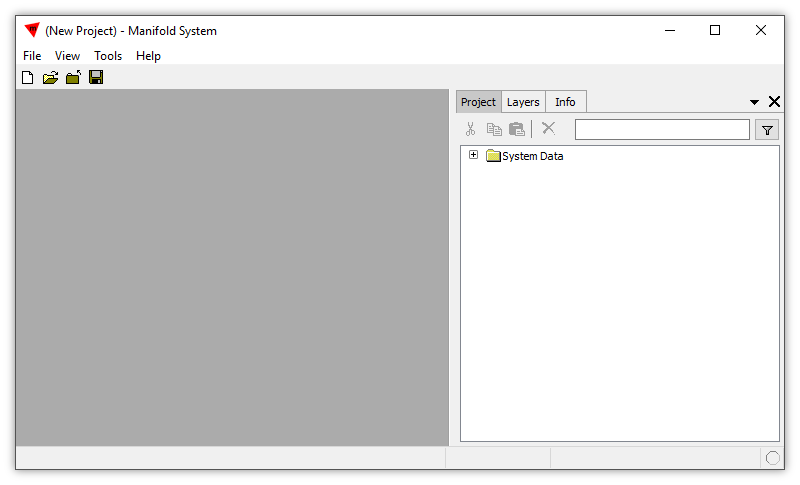 Example: Create a Drawing from Read-Only Geocoded CSV File