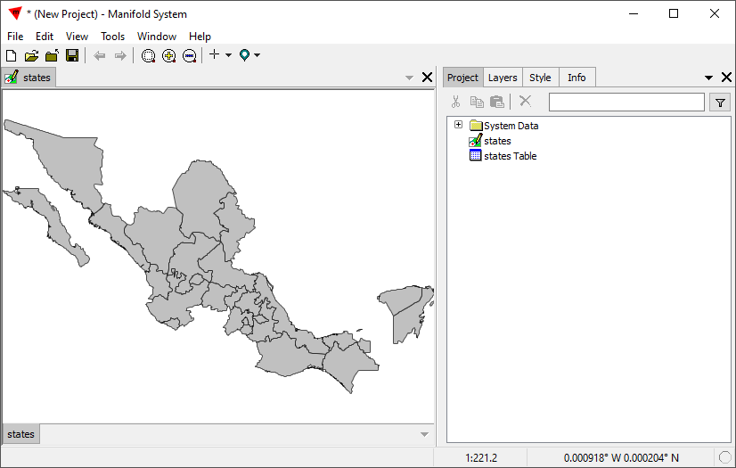 Example: Edit a Shapefile In Place