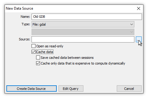 Example: Connect to an ESRI GDB usng GDAL/OGR
