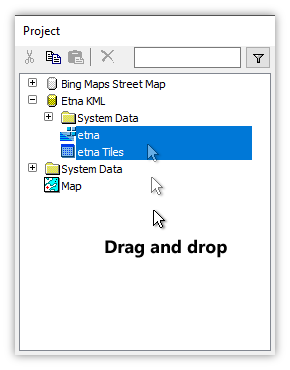 Example: Import KML with GroundOverlay Image