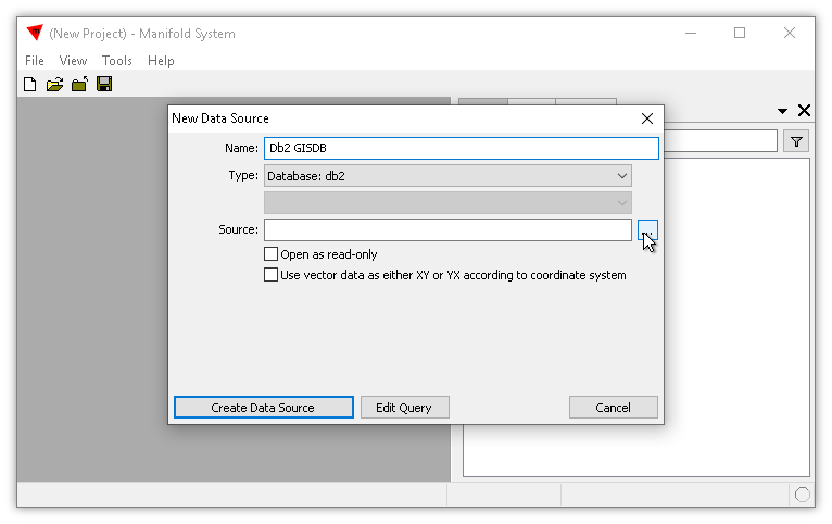 Create a Database in Db2