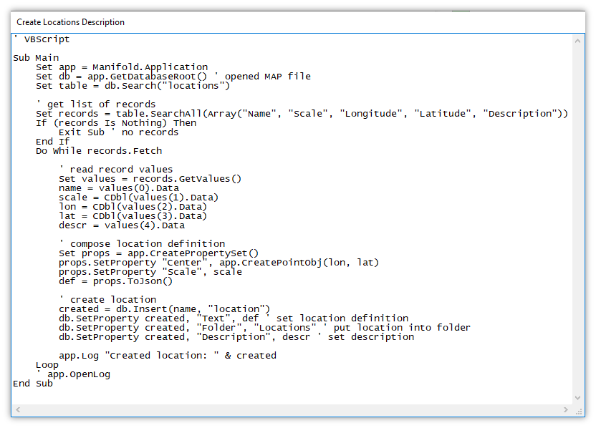 Vbscript Get Application Name