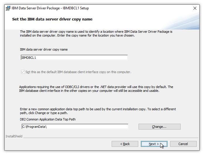Install Db2 Client