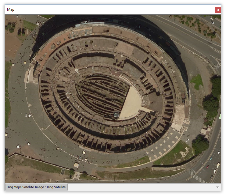 Example Spectacular Images And Data From Web Servers - Latest maps satellite view